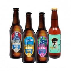 Caja 24 Cerveza Mixta