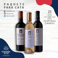 Paquete Cateau Camou