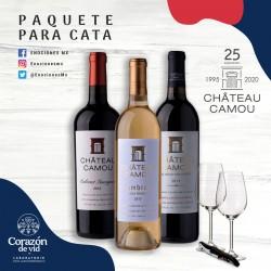 Paquete Chateau Camou c...